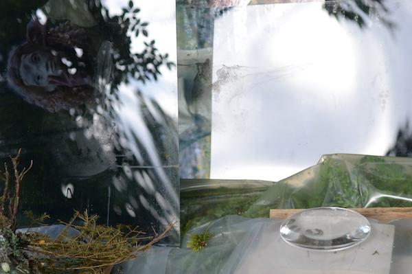 Pétrel I Roumagnac (duo), de rêves, acte I, jardin, 2016 Vue d'exposition, Cité Internationale Des Arts de Montmartre