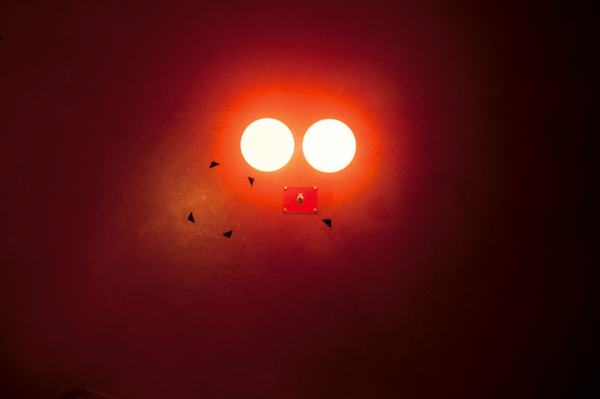 « Sans-titre », série Nevermind © André Mérian