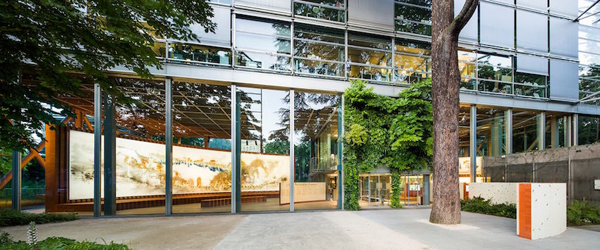 Le Grand Orchestre des Animaux - Fondation Cartier pour l'art contemporain. Photo : Luc Boegly
