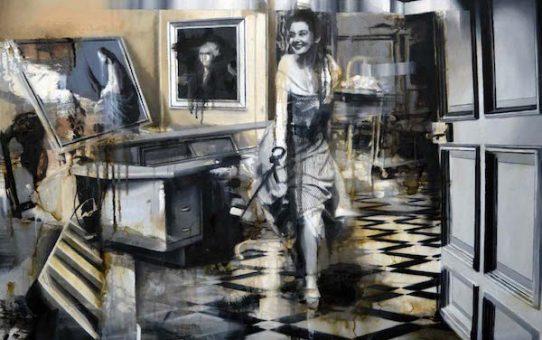 Michal Mráz, exposition personnelle, Galerie ALB