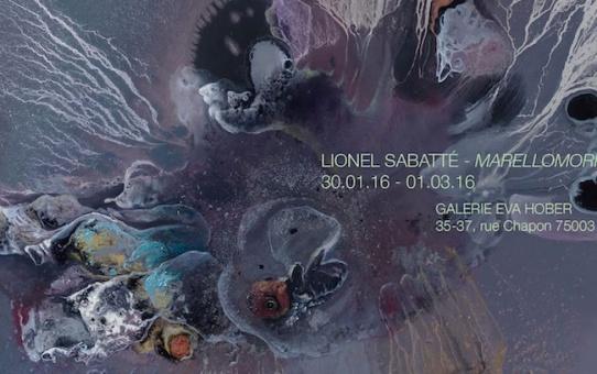 Lionel Sabatté - Marellomorpha - Exposition personnelle - Galerie Eva Hober