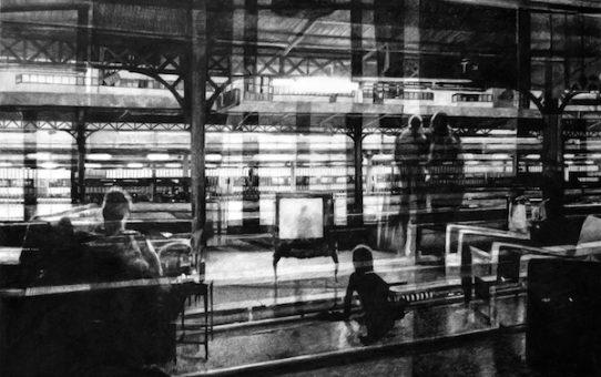 Lenny Rébéré - Ici & là - galerie Isabelle Gounod