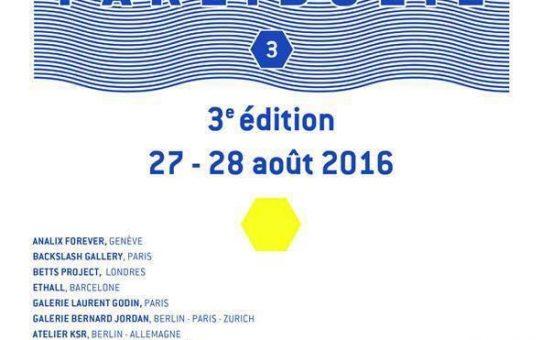 Paréidolie Salon International Du Dessin Contemporain Marseille