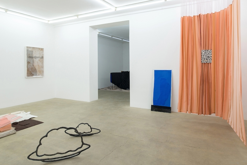 Vue d'exposition, The Future of Dry – Laura Porter Galerie Escougnou-Cetraro, Paris