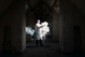 [AGENDA] 11.10-12.03.17 - La recherche de l'art - Rétrospective - Palais de la découverte Paris