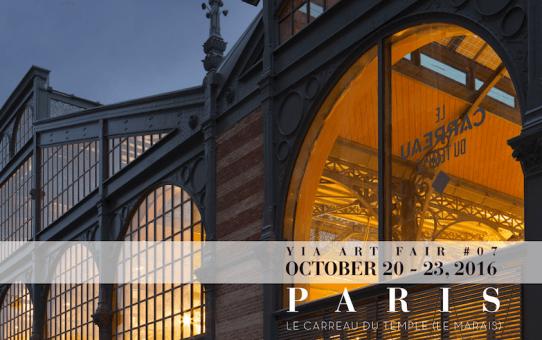 [AGENDA] YIA Art Fair #7 - Carreau du Temple - Paris