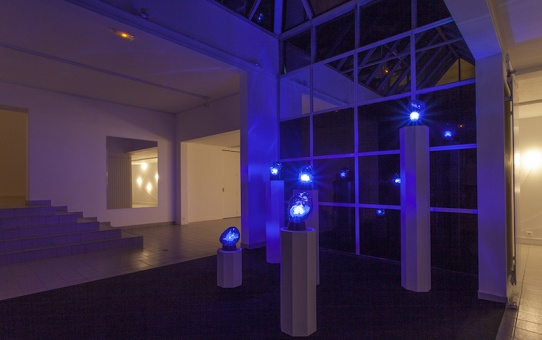Eblouissement Vues de l'exposition ©Nicolas Giraud - CACC