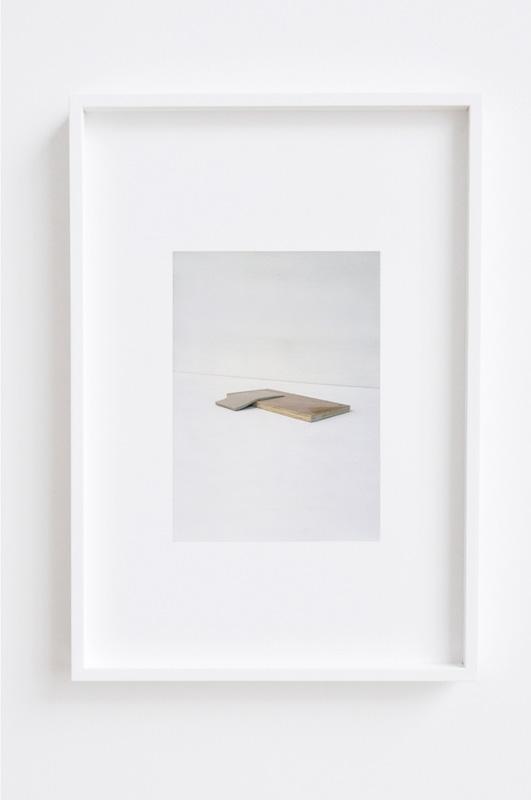 Sans titre (écart), 2012. Photographie tirage jet d'encre, 22x31,5 cm