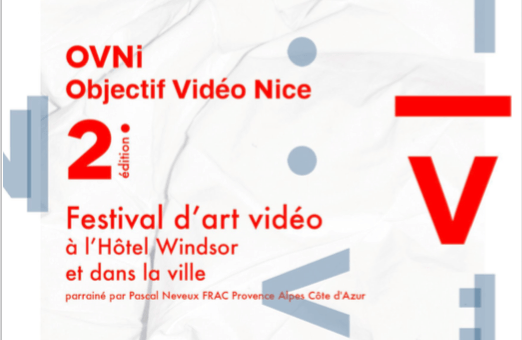 [AGENDA] 29.11-04.12 - OVNi, Objectif Vidéo Nice - Festival d'Art Vidéo - Nice
