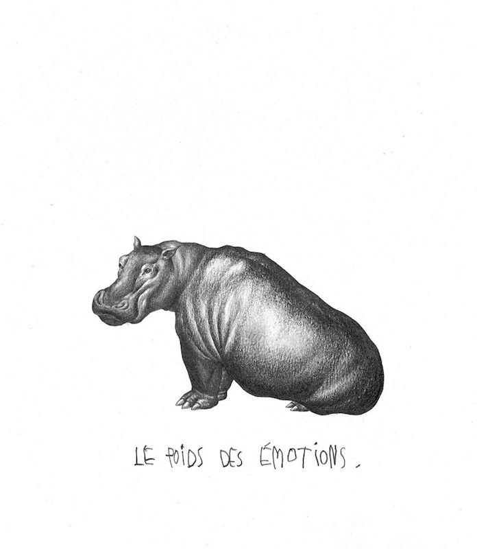 [AGENDA] 27.10→06.12 – Douceur d'une épine – exposition personnelle de Jérémie Amigo – Galerie ALB
