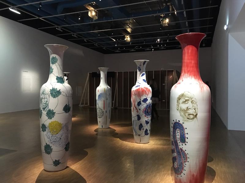 Exposition Prix Marcel Duchamp 2016 - Barthélémy Toguo