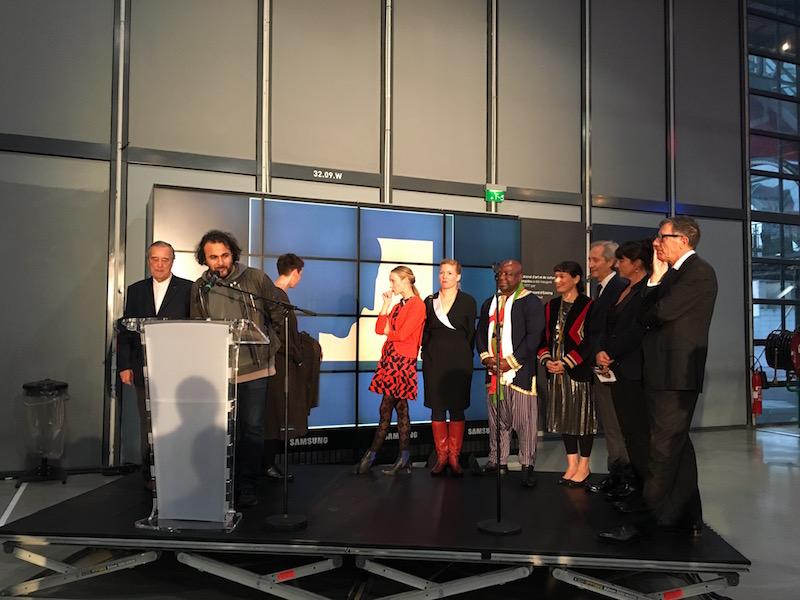 [EN DIRECT] Prix Marcel Duchamp 2016 – Centre Pompidou