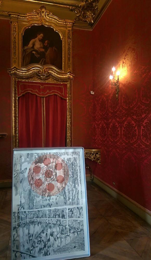 Galerie Drei - Cologne Cédric Eisenring - DAMA - Artissima 2016