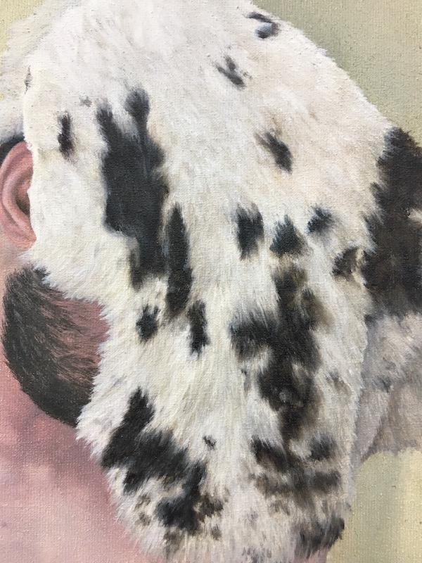 [EN DIRECT] Jérémie Amigo, Douceur d'une épine, Galerie ALB Anouk Le Bourdiec Paris
