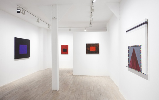 Regina Bogat, The phoenix and the mountain (1980) and new paintings (2013-2015), Galerie Zürcher Paris