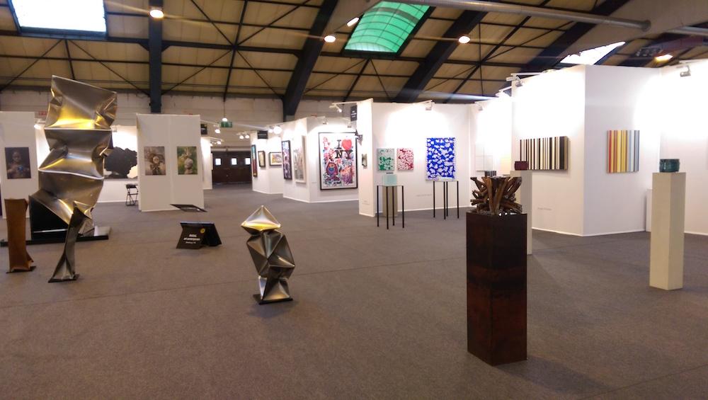 [EN DIRECT] ST-ART 2016, Foire européenne d'art contemporain de Strasbourg