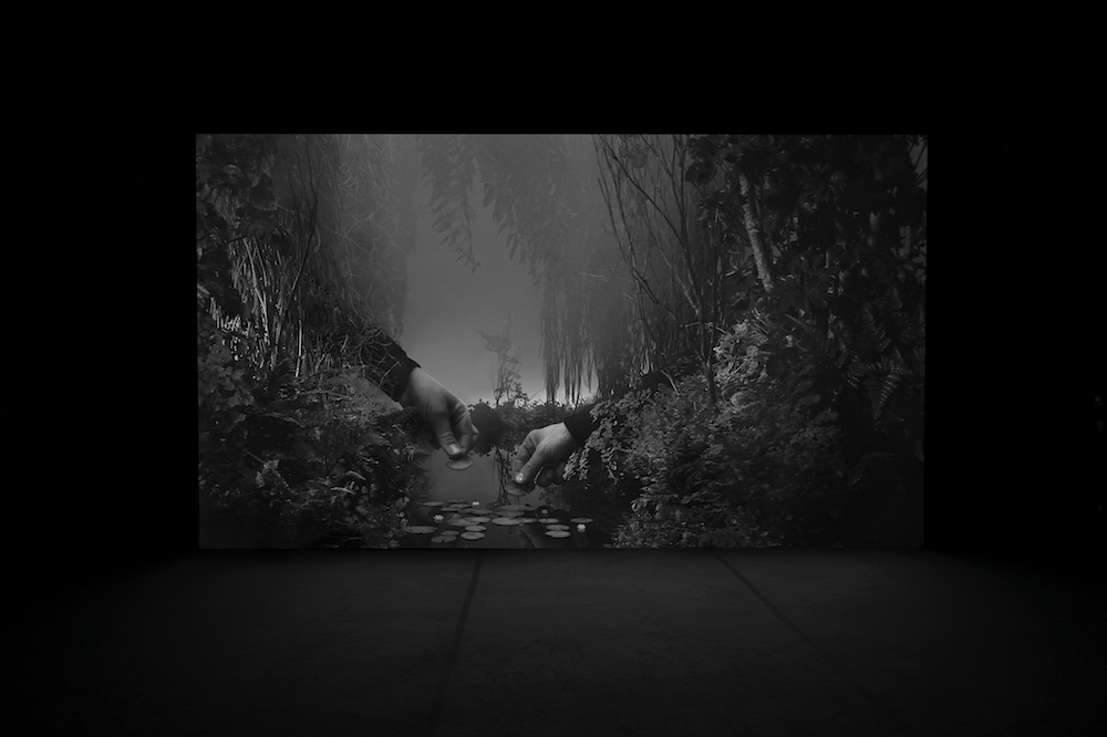 "Hans Op de Beeck, Staging Silence 2 Vidéo 20'48"", 2013. Photo Marc Domage"