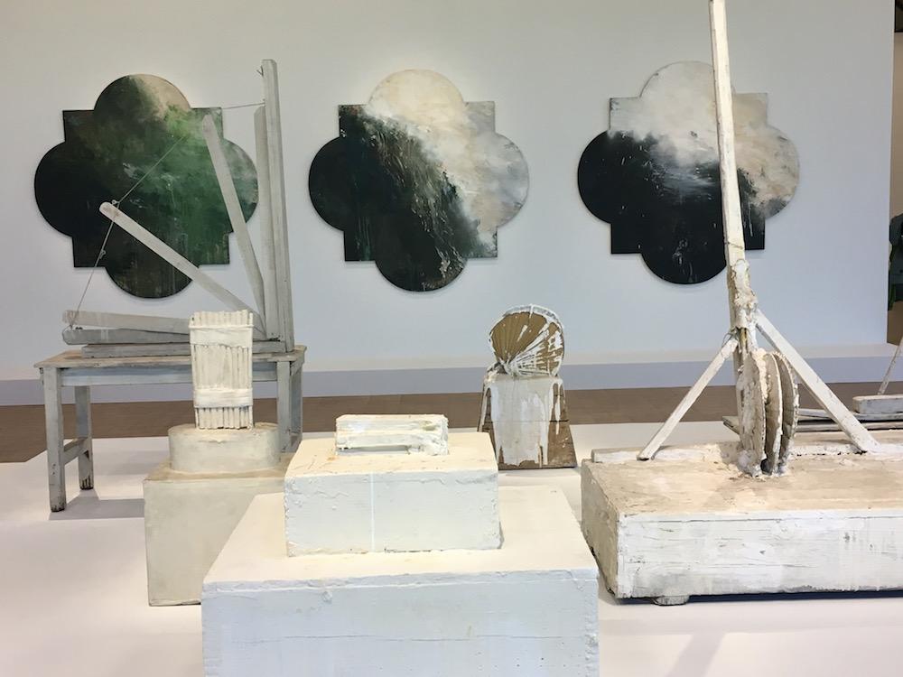 Cy Twombly- Rétrospective - Centre Pompidou Paris.