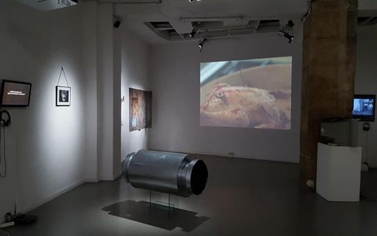 Le Paradis un peu plus loin, un projet curatorial ce Théo-Mario Coppola à la Galerie dix9