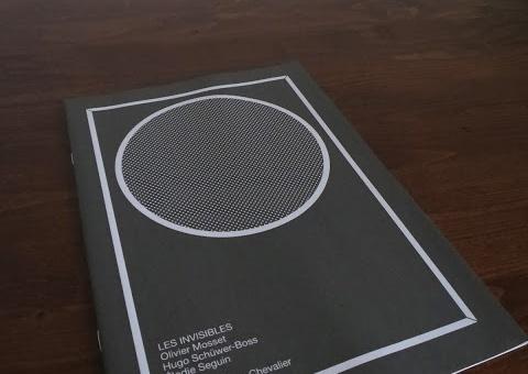 [ÉDITION] Les Invisibles, Alex Chevalier