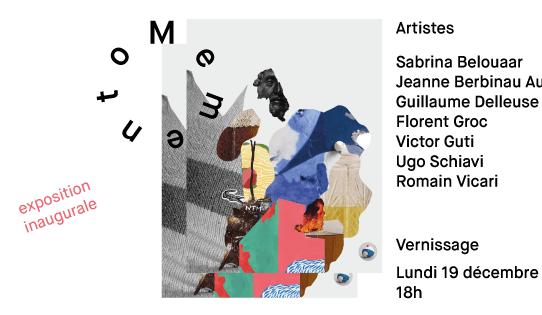[AGENDA] MEMENTO - Exposition inaugurale de la Galerie Double V Marseille