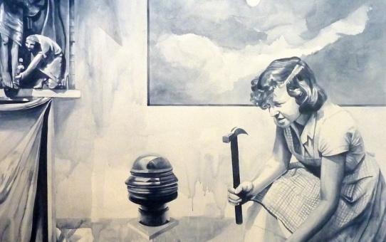 [AGENDA] 15.12→28.01 - Ouvrages de dames #2 - Galerie Valérie Delaunay Paris