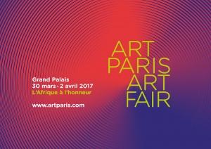 [AGENDA] 30.03→02.04 - Art Paris Art Fair 2017 - Grand Palais Paris