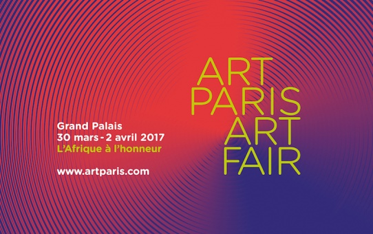 [AGENDA] 30.03→02.04 - Art Paris Art Fair 2017 - Grand Palais Paris