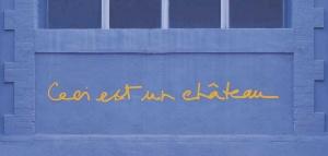 [AGENDA] 04.02→01.04 - Jeux & Mensonges - Château de Servières Marseille