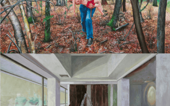 [AGENDA] 02→25.02 - CHAMALOT, Nazanin Pouyandeh & Martin Kasper - Galerie Sator Paris