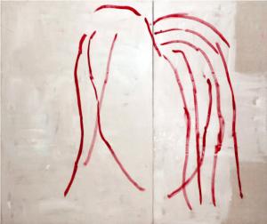 [AGENDA] 03.02→25.03 - Les unes avec les autres... à Shirley Jaffe - Galerie du 5e Marseille