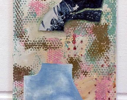 [AGENDA] 04.02→12.03 - Marjolijn de Wit - Bricks, Bones, Cuts & Stones - Galerie Houg Paris