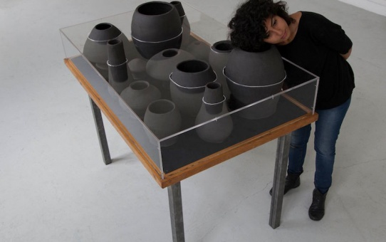 [AGENDA] 28.01→13.03 - Raphaël Tiberghien - Condensations - Galerie Nicolas Silin Paris