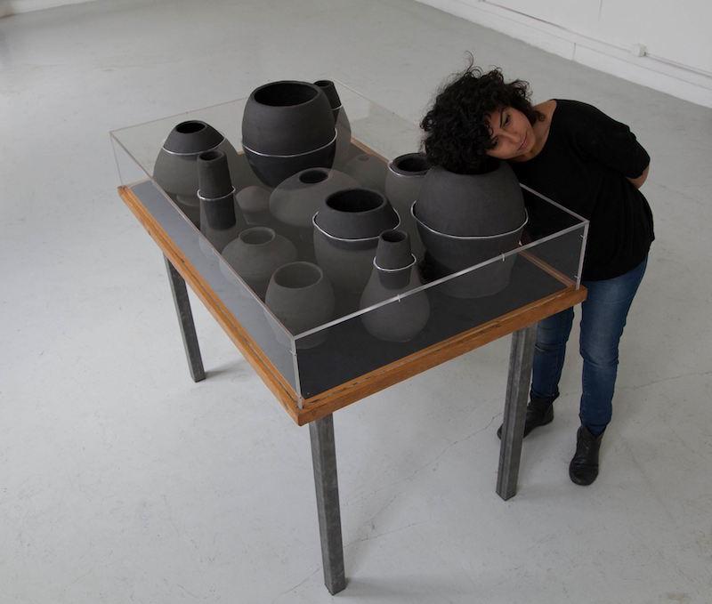 [AGENDA] 28.01→13.03 – Raphaël Tiberghien – Condensations – Galerie Nicolas Silin Paris