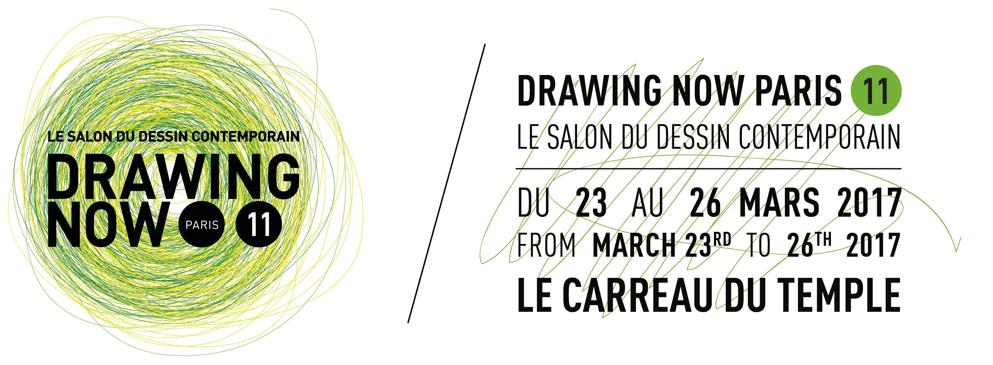 [AGENDA] 23→26.03 – Drawing Now Paris ⎮ Le Salon du dessin contemporain – 11e édition