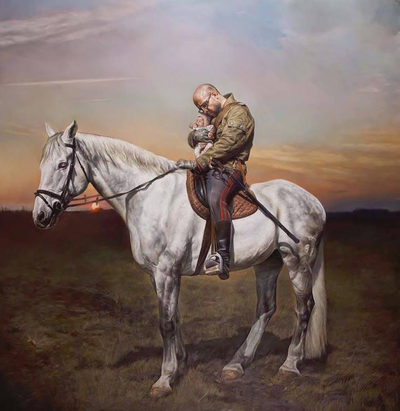 [AGENDA] 28.01→25.02 - Axel Pahlavi – Peindre dans tes yeux - Galerie Eva Hober Paris