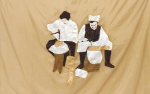 [AGENDA] 28.01→15.02 - Diana Righini - Fabrica Mundi - ALMA espace d'art Paris