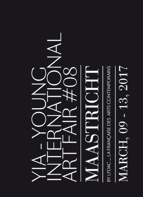 [AGENDA] 09→13.03 – YIA ART FAIR #08 – Maastricht