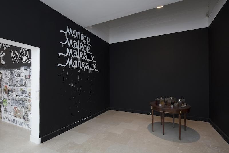 Go Canny! Jeanne Berbinau Aubry, Liqueurs, 2014 - Babi Badalov, Linguistic confusion, 2017.