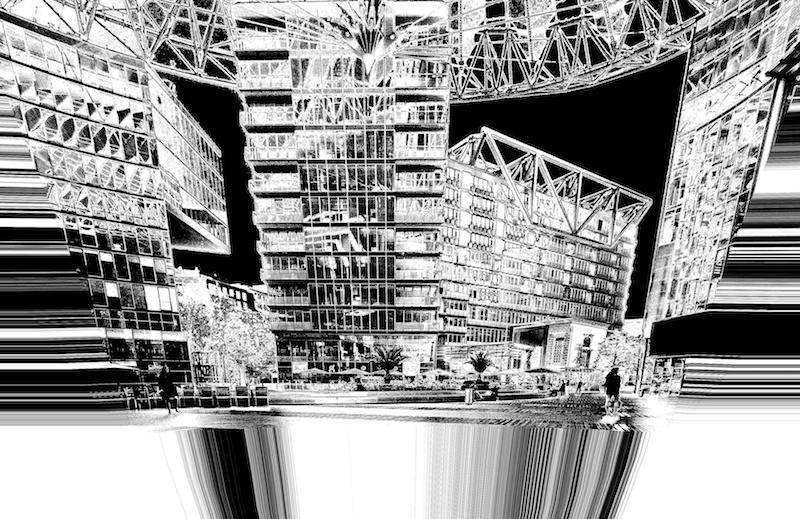 Cyborg architecture Cyborg Berlin par Isthmaël Baudry