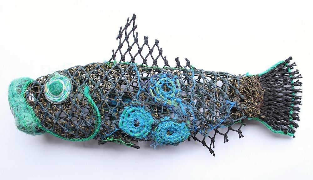 Ellarose Savage, Ralphie, 2016. Galerie Arts d'Australie • Stéphane Jacob