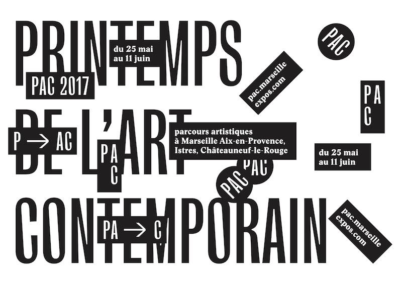[PARTENARIAT] Printemps Art Contemporain - PAC Marseille