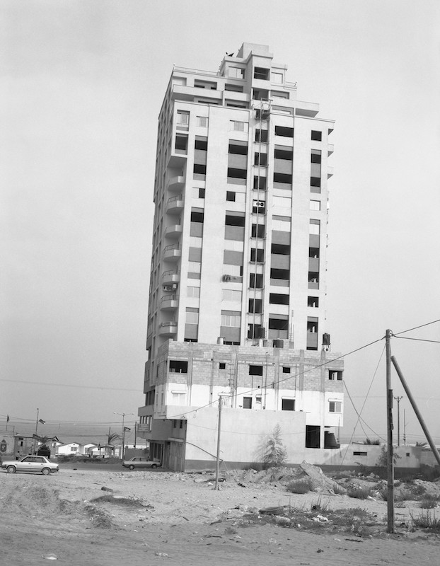 Anne-Marie FILAIRE Gaza, Palestine – juillet 1999 Photo © Anne-Marie Filaire