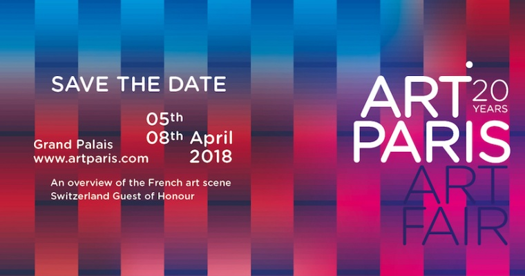 ART PARIS ART FAIR [PARTENARIAT]