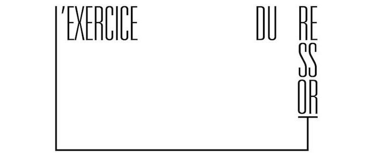 [AGENDA] 23.03→06.04 – L'exercice du ressort – Galerie Michel Journiac Paris