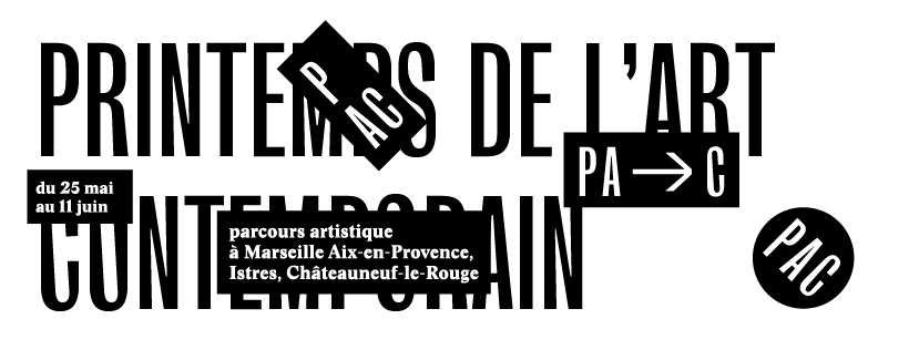 [AGENDA] 24→28.05 – Printemps de l'Art Contemporain 2017 – Marseille