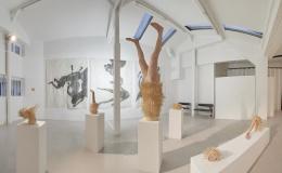 [EN DIRECT] Sarah Trouche, Faccia a Faccia, venni, vidi, vissi, Galerie Vanessa Quang Paris