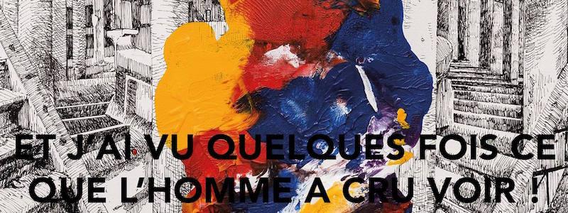 [AGENDA] 11.03→08.04 – Sylvain Ciavaldini – Et j'ai vu quelques fois ce que l'homme a cru voir – Galerie Sator Paris