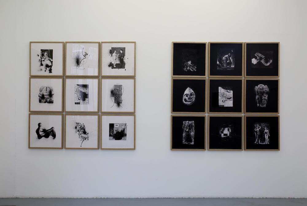 [EN DIRECT] «Demande à la poussière / Ask the dust»: une exposition de Mathieu Weiler, quand le feu devient processus créateur