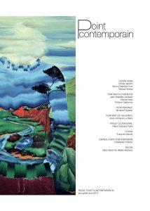 Revue Point contemporain #5 - Juin-Juillet-Aoüt 2017